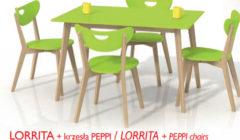 LORRITAPEPPI 240x140 Stoły i krzesła