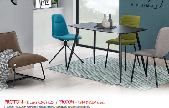 PROTONK240 K251 PROTON+K240 K251