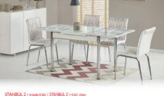 STANBUL IIK261 240x140 Stoły i krzesła
