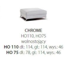 CHROME M4 220x200 CHROME