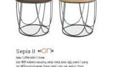 BOLLOIISEPIA II 240x140 Ławy i stoliki