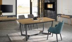 DOSSIER II 240x140 Stoły i krzesła
