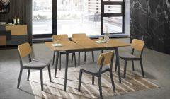 VITRO II 240x140 Stoły i krzesła