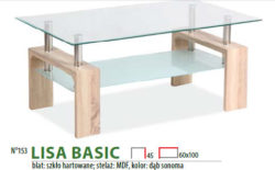 LISA BASIC S DAB SONOMA 250x155 LISA S