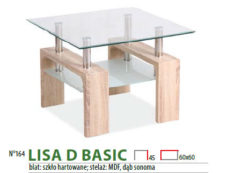 LISA D BASIC DAB SONOMA S 250x173 LISA S