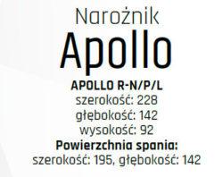 APOLO 2 250x198 APOLLO NAROŻNIK