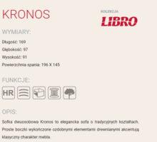 KRONOS 3 220x200 KRONOS SOFA