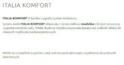 ITALIA KOMFORT 19 250x132 - ITALIA KOMFORT