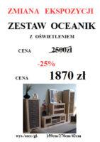 OCEANIK DO STRONY 141x200 Meble Wójcik – atrakcyjne promocje