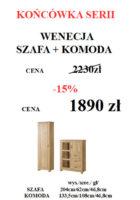 wenecjia do strony 140x200 Meble Wójcik – atrakcyjne promocje