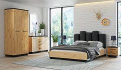 INES 7 240x140 - Łóżka do sypialni - wygodne i piękne meble do sypialni