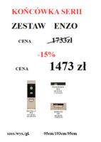 ZESTAW ENZO 142x200 Meble Wójcik – atrakcyjne promocje