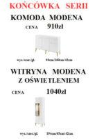 MODENA DO STRONY 140x200 Meble Wójcik – atrakcyjne promocje