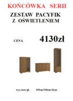 PACYFIK DO STRONY 144x200 Meble Wójcik – atrakcyjne promocje