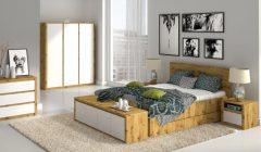 PRESTO SYP 1 240x140 - Łóżka do sypialni - wygodne i piękne meble do sypialni