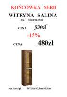 SALINA DO STRONY 50220 140x200 Meble Wójcik – atrakcyjne promocje