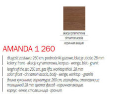 AMANDA 1 260 OPIS 250x190 AMANDA 1