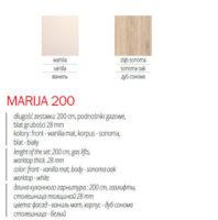 MARIJA 200 WANILIA OPIS 198x200 MARIJA