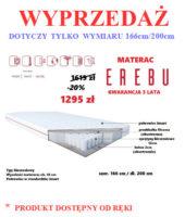 EREBU DO STRONY 166 170x200 Meble Wójcik – atrakcyjne promocje