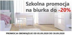 RESTOL BIURKA DO STRONY 250x126 Meble Wójcik – atrakcyjne promocje