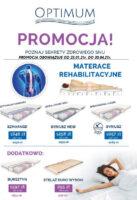 PROMOCJA DO STRONY OPTIMUM 137x200 Meble Wójcik – atrakcyjne promocje