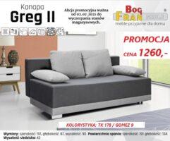 GREG II 241x200 - Meble Wójcik – atrakcyjne promocje