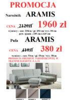 ARAMIS 139x200 - Meble Wójcik – atrakcyjne promocje