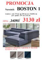 nowa promocja boston 140x200 - Meble Wójcik – atrakcyjne promocje
